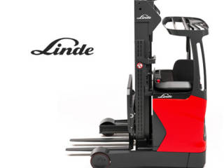 LINDE 2017 1120 R14S/16S/20S Electric Narrow Aisle / Very Narrow Trucks FORKLIFT
