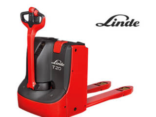 LINDE 2017 1151 T20 ELECTRIC PALLET JACK ELECTRIC WAREHOUSE VEHICLES