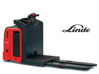 LINDE 2017 1110 V08 1st & 2nd Level Order Pickers FORKLIFT